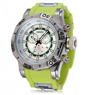 SSHORS XXL Watch Green/Silver