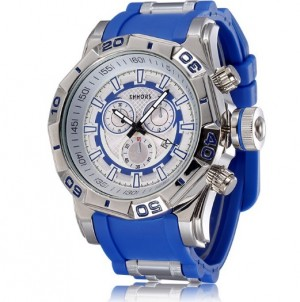 SSHORS XXL Watch Blue/Silver