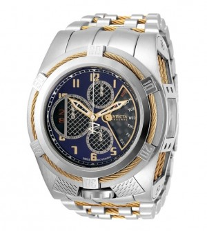 INVICTA BOLT MENS QUARTZ 56.3MM - MODEL 31624